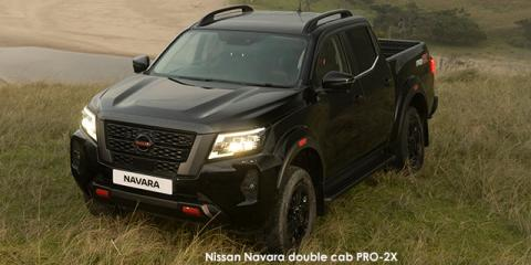 Nissan Navara 2.5DDTi double cab PRO-2X - Image credit: © 2021 duoporta. Generic Image shown.