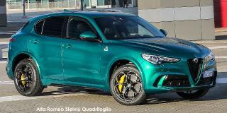 Alfa Romeo Stelvio - Image credit: © 2021 duoporta. Generic Image shown.
