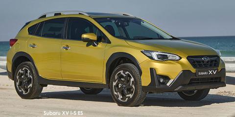 Subaru XV 2.0i-S ES - Image credit: © 2021 duoporta. Generic Image shown.