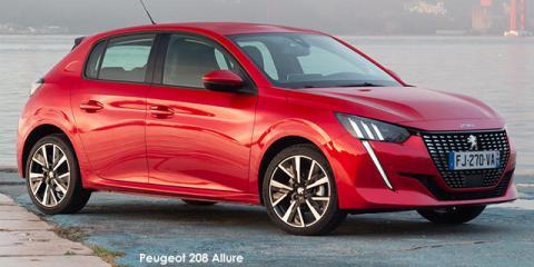 Peugeot 208 1.2 Active - Image credit: © 2021 duoporta. Generic Image shown.