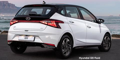 Hyundai i20 1.4 Motion auto - Image credit: © 2021 duoporta. Generic Image shown.