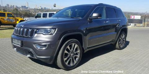 Jeep Grand Cherokee 3.6L Limited - Image credit: © 2021 duoporta. Generic Image shown.