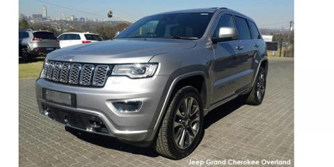 Jeep Grand Cherokee 3.6L Overland - Image credit: © 2021 duoporta. Generic Image shown.