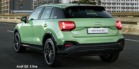 Audi Q2 35TFSI S line - Image credit: © 2021 duoporta. Generic Image shown.