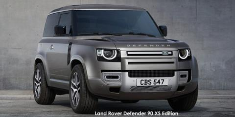 Land Rover Defender 90 D240 XS Edition - Image credit: © 2021 duoporta. Generic Image shown.