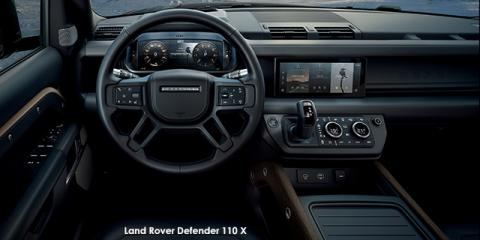 Land Rover Defender 90 D300 X - Image credit: © 2021 duoporta. Generic Image shown.