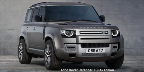 Land Rover Defender 110 P400 XS Edition - Image credit: © 2021 duoporta. Generic Image shown.
