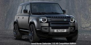 Land Rover Defender - Image credit: © 2021 duoporta. Generic Image shown.
