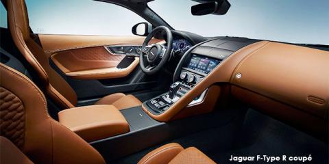 Jaguar F-Type R AWD coupe - Image credit: © 2021 duoporta. Generic Image shown.