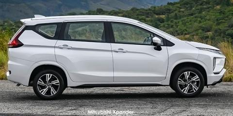 Mitsubishi Xpander 1.5 - Image credit: © 2021 duoporta. Generic Image shown.