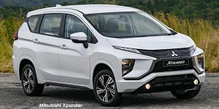 Mitsubishi Xpander - Image credit: © 2021 duoporta. Generic Image shown.