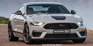 Ford Mustang - Image credit: © 2021 duoporta. Generic Image shown.