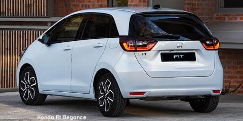 Honda Fit 1.5 Comfort - Image credit: © 2021 duoporta. Generic Image shown.