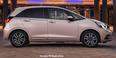 Honda Fit Hybrid - Image credit: © 2021 duoporta. Generic Image shown.