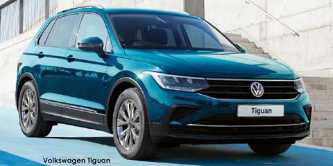 Volkswagen Tiguan 1.4TSI 110kW Life - Image credit: © 2021 duoporta. Generic Image shown.