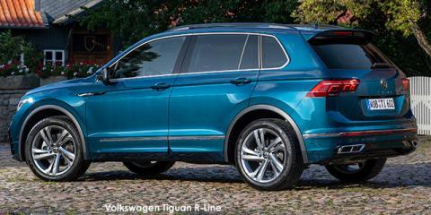 Volkswagen Tiguan 2.0TSI 162kW 4Motion R-Line - Image credit: © 2021 duoporta. Generic Image shown.