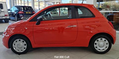 Fiat 500 TwinAir Cult - Image credit: © 2021 duoporta. Generic Image shown.