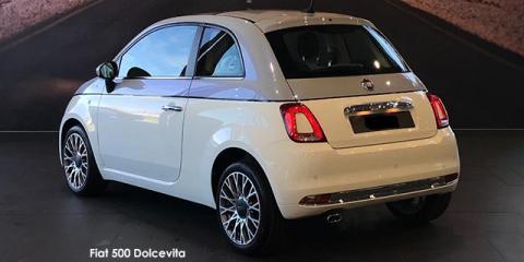 Fiat 500 TwinAir Dolcevita - Image credit: © 2021 duoporta. Generic Image shown.