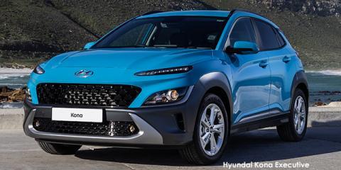 Hyundai Kona 2.0 Executive - Image credit: © 2021 duoporta. Generic Image shown.