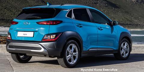 Hyundai Kona 1.6T Executive - Image credit: © 2021 duoporta. Generic Image shown.