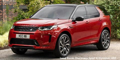 Land Rover Discovery Sport D200 R-Dynamic S - Image credit: © 2021 duoporta. Generic Image shown.