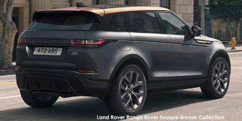 Land Rover Range Rover Evoque P300e Bronze Collection - Image credit: © 2021 duoporta. Generic Image shown.