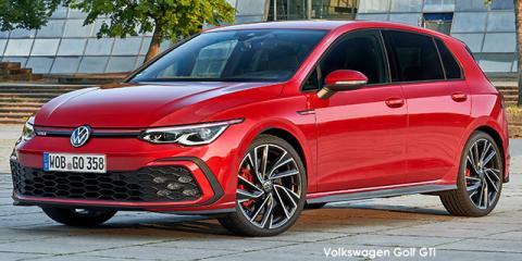 Volkswagen Golf GTI - Image credit: © 2021 duoporta. Generic Image shown.
