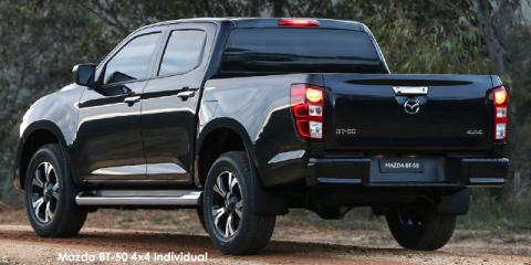 Mazda BT-50 1.9TD double cab Active - Image credit: © 2021 duoporta. Generic Image shown.