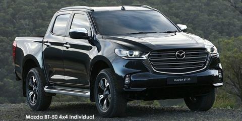 Mazda BT-50 1.9TD double cab Active auto - Image credit: © 2021 duoporta. Generic Image shown.