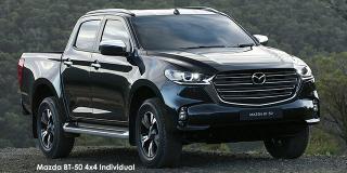 Mazda BT-50 - Image credit: © 2021 duoporta. Generic Image shown.