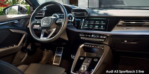 Audi A3 Sportback 35TFSI S line - Image credit: © 2021 duoporta. Generic Image shown.