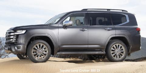 Toyota Land Cruiser 300 3.3D ZX - Image credit: © 2021 duoporta. Generic Image shown.
