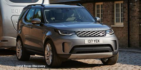 Land Rover Discovery D300 S - Image credit: © 2021 duoporta. Generic Image shown.