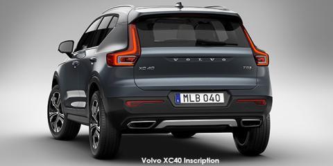 Volvo XC40 T4 Inscription - Image credit: © 2021 duoporta. Generic Image shown.