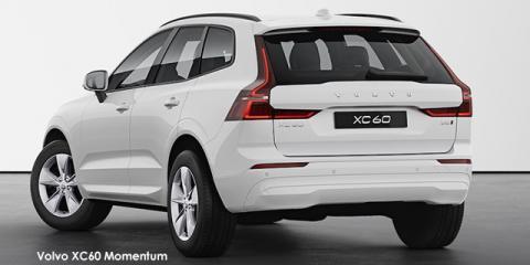Volvo XC60 B5 AWD Momentum - Image credit: © 2021 duoporta. Generic Image shown.