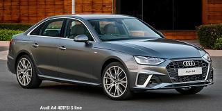 Audi A4 - Image credit: © 2021 duoporta. Generic Image shown.