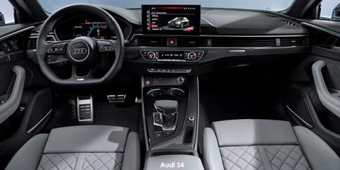 Audi S4 TFSI quattro - Image credit: © 2021 duoporta. Generic Image shown.