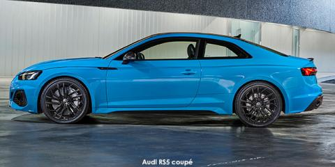 Audi RS5 coupe quattro - Image credit: © 2021 duoporta. Generic Image shown.