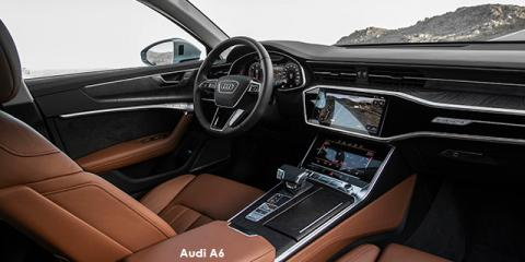 Audi A6 40TDI - Image credit: © 2021 duoporta. Generic Image shown.