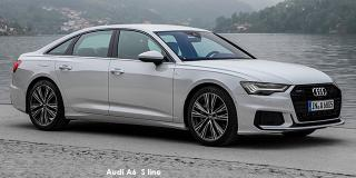 Audi A6 - Image credit: © 2021 duoporta. Generic Image shown.