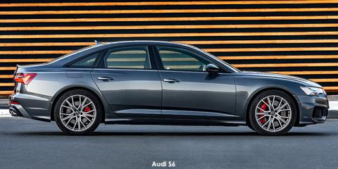 Audi S6 TFSI quattro - Image credit: © 2021 duoporta. Generic Image shown.