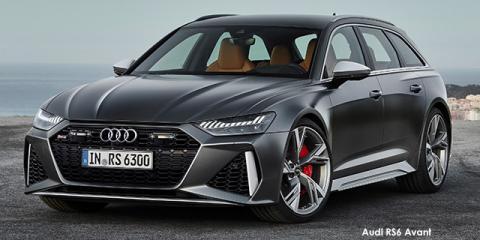 Audi RS6 Avant quattro - Image credit: © 2021 duoporta. Generic Image shown.