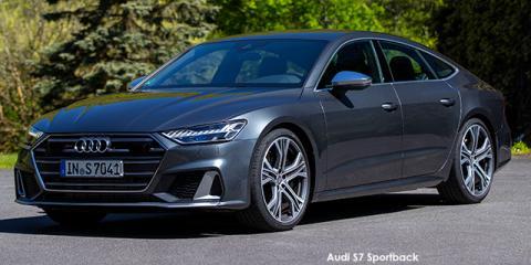 Audi S7 TFSI Sportback quattro - Image credit: © 2021 duoporta. Generic Image shown.