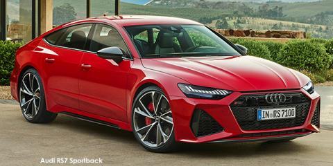 Audi RS7 Sportback quattro - Image credit: © 2021 duoporta. Generic Image shown.