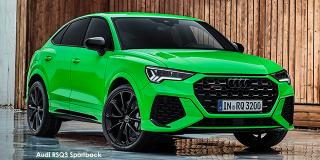 Audi RSQ3 - Image credit: © 2021 duoporta. Generic Image shown.
