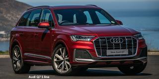 Audi Q7 - Image credit: © 2021 duoporta. Generic Image shown.