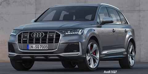 Audi SQ7 TDI quattro - Image credit: © 2021 duoporta. Generic Image shown.