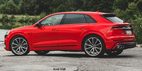 Audi SQ8 TDI quattro - Image credit: © 2021 duoporta. Generic Image shown.