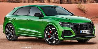 Audi RSQ8 - Image credit: © 2021 duoporta. Generic Image shown.