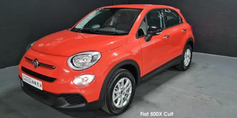 Fiat 500X 1.4T Cult - Image credit: © 2021 duoporta. Generic Image shown.